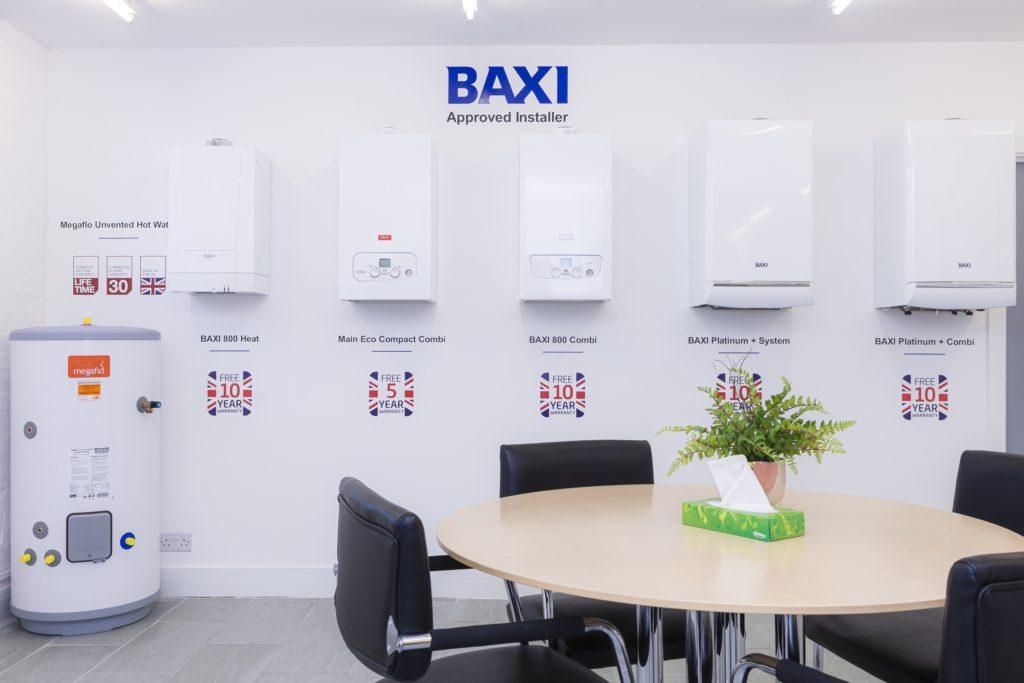 Baxi Showroom