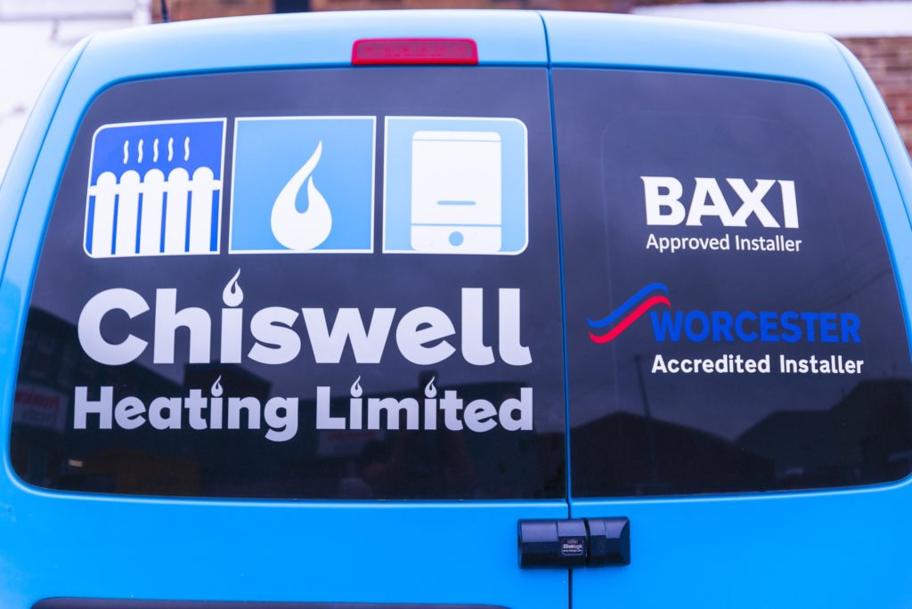 chiswell van 2